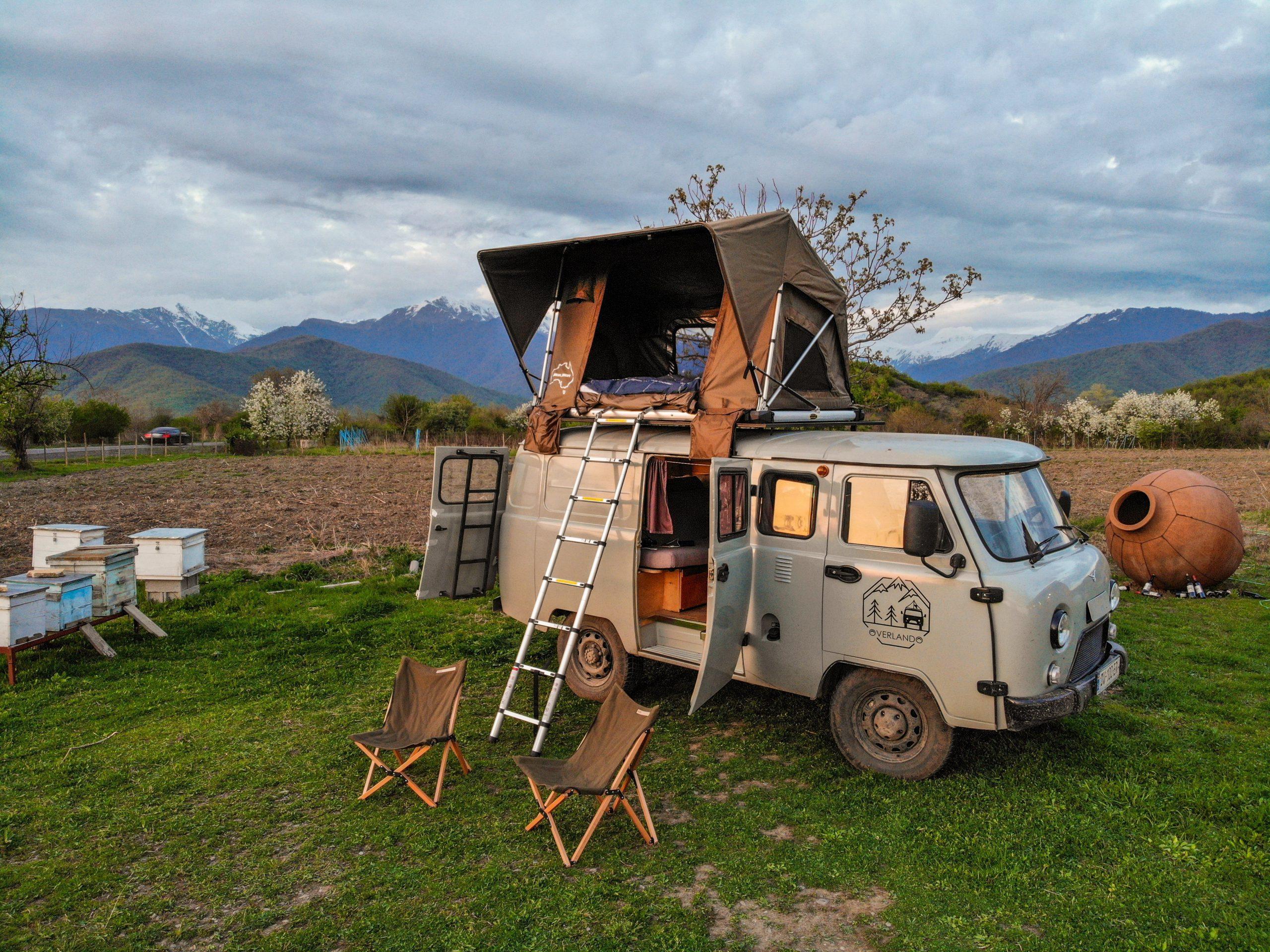 Buhanka Campervan Overlando Com
